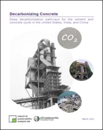 1 decarbonizing concrete